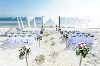 a wedding in thailand