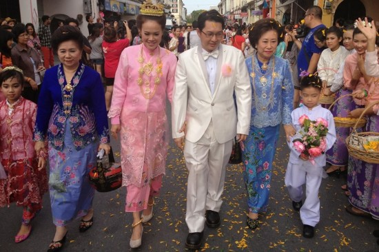Phuket's Baba Wedding Festival