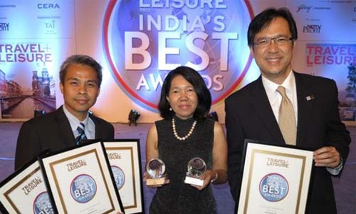 Thailand Best Wedding destination Awards