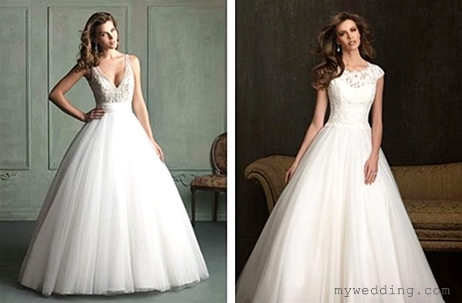 Best wedding dress for broad shoulders weddings dresses for Wedding dresses for broad shoulders