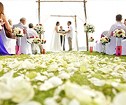 Signature weddings can advise and handle your Holiday Villa Weddings.
