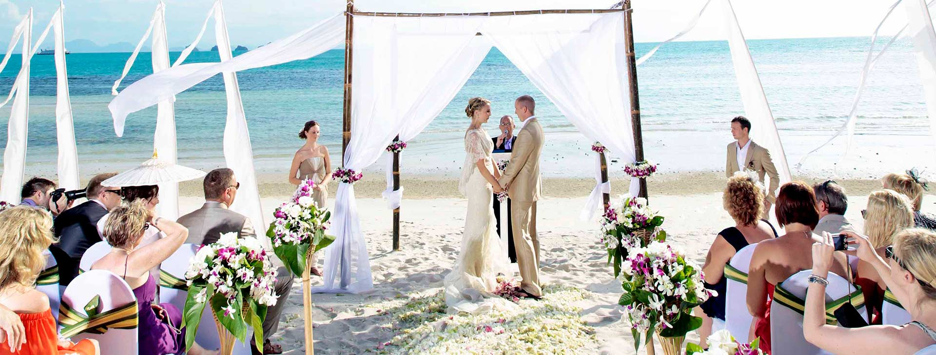 weddings in thailand koh samui phuket with professional planners