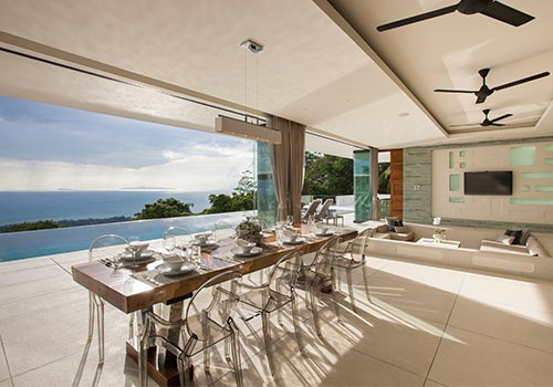 Koh Samui private villa