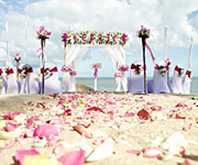 The Signature Weddings team will create with you, a wedding in a villa of your choice.